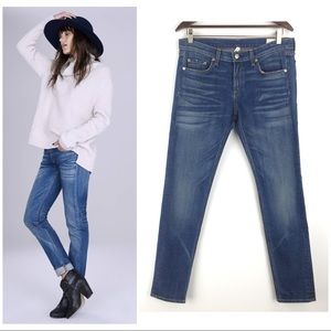 Rag & Bone Size 29 The DRE Slim Boyfriend Jeans